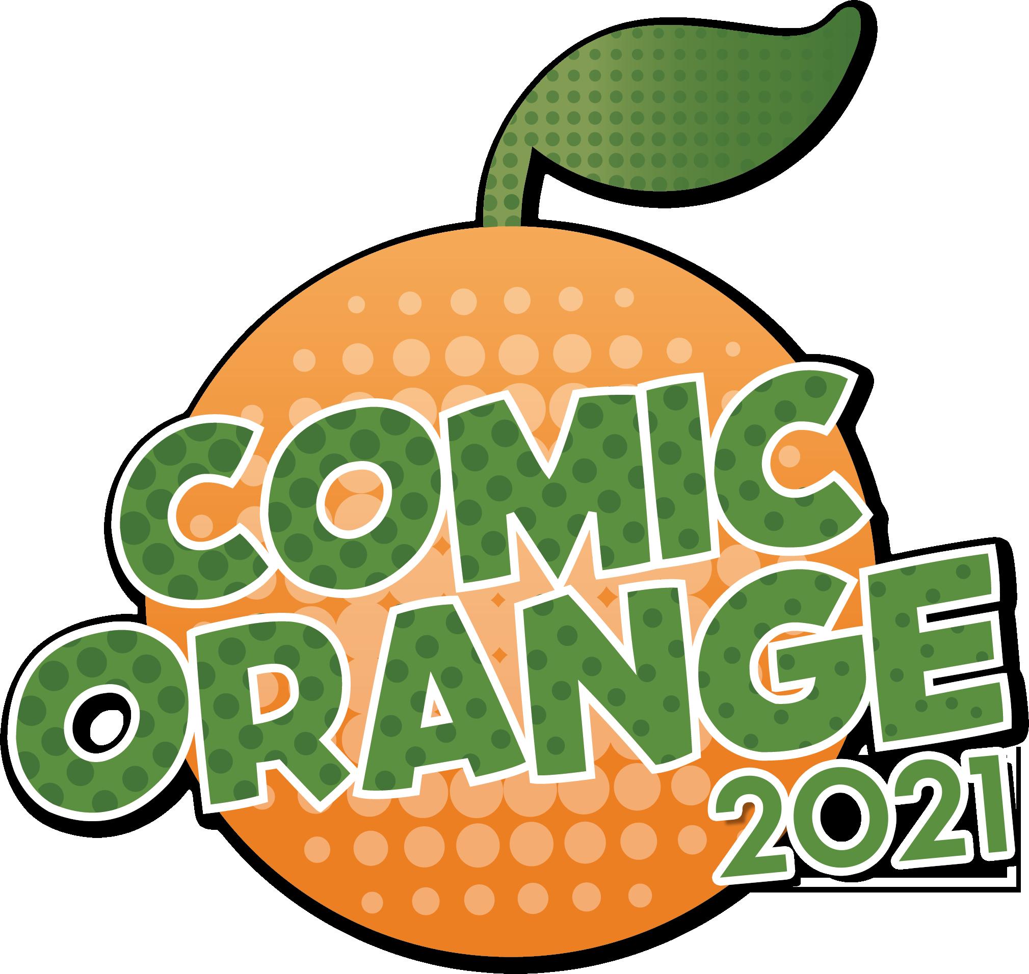 Comic Orange 2021